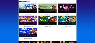 cloud casino screenshot promotion