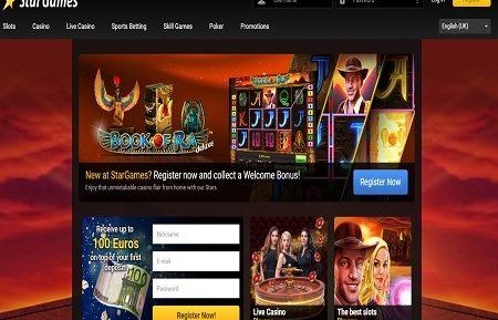 stargames casino lobby