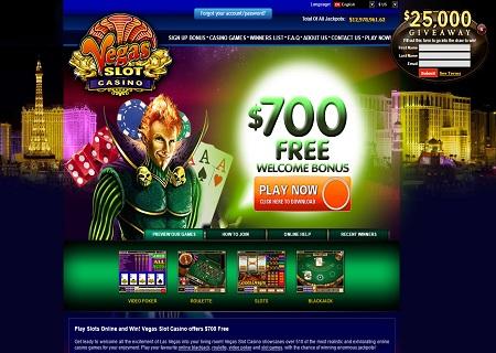 vegas slot casino lobby