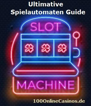 Spielautomaten 100OnlineCasinos.de