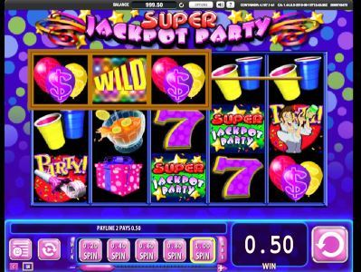 Super Jackpot Party Spielautomat
