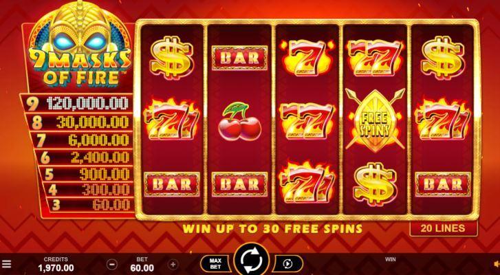 5 Walzen Slot Spielen Mit Bonusevents