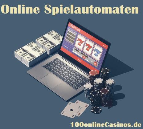 Online Spielautomaten Symbol